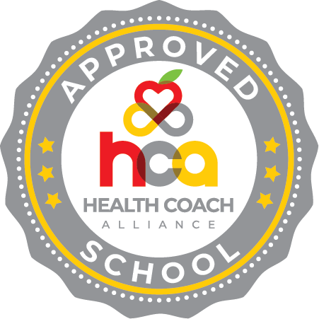 Health Coach Alliance Approved School Badge
